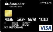 1plus Visa-Card