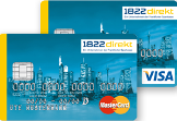 VISA Card Classic/ MasterCard Standard