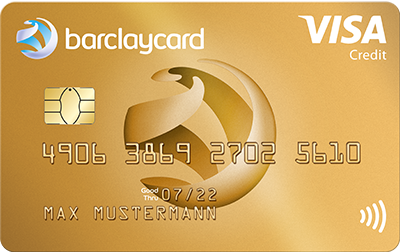 Barclay Gold Visa