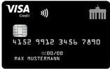 Deutschland- Kreditkarte Classic
